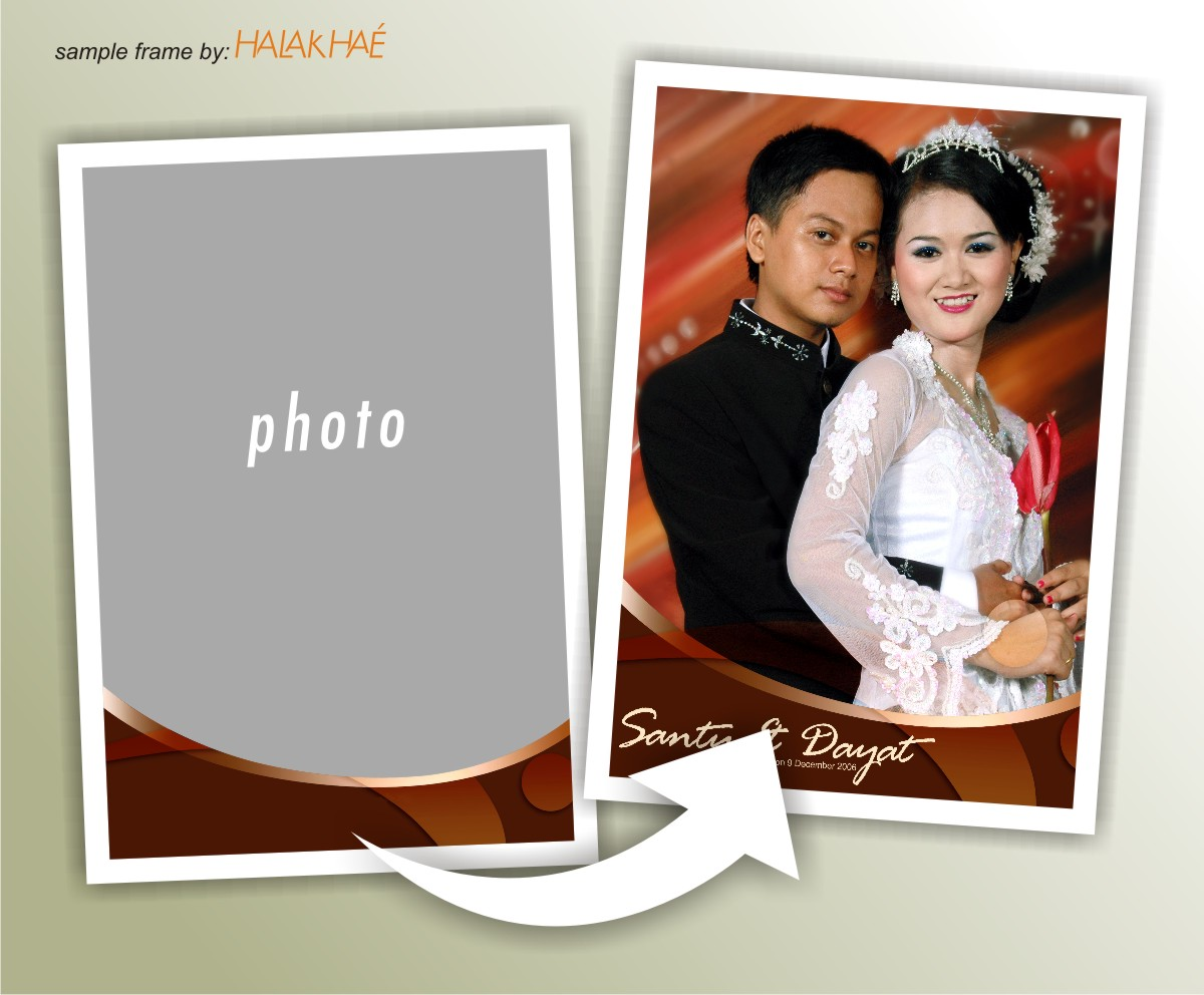 Download Gratis Frame Foto » frame #2
